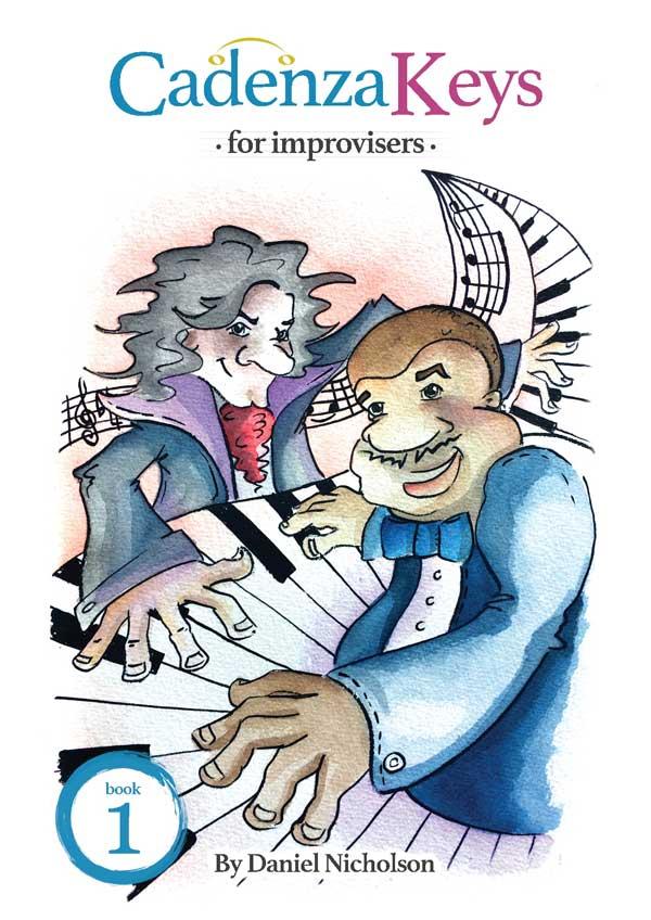 Cadenza Keys For Improvisors - Book 1